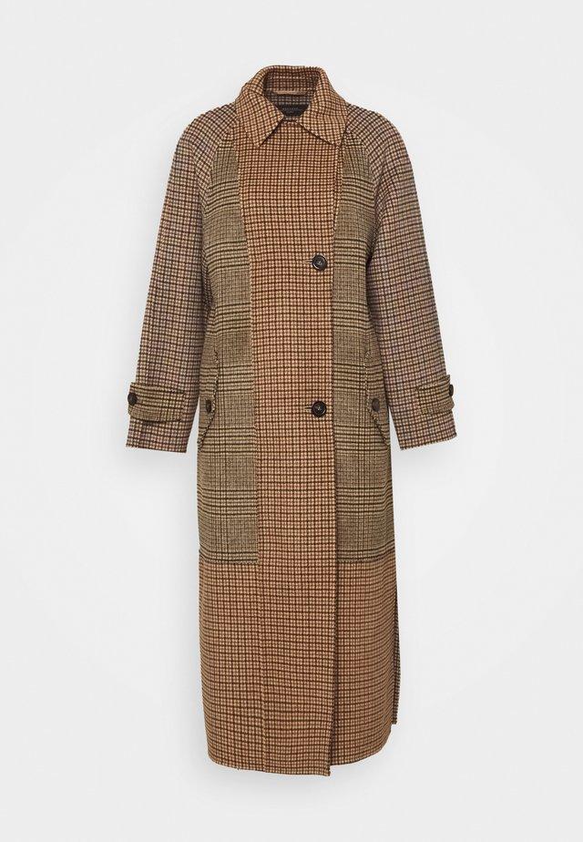 FOGGIA - Płaszcz wełniany /Płaszcz klasyczny - kamel