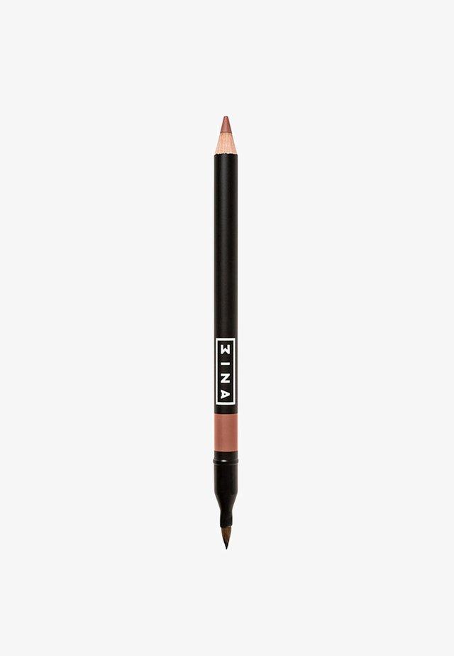 LIP PENCIL WITH APPLICATOR - Lipliner - 502 dark nude beige