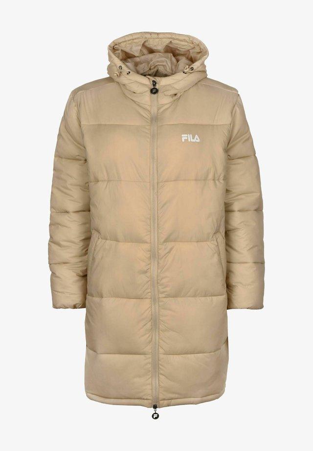 BRONWEN - Abrigo de invierno - beige