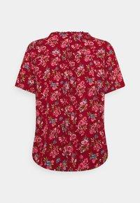 Vila - VICARE - Button-down blouse - burnt henna - 1