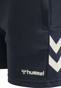 Hummel - Sports shorts - blue nights - 4