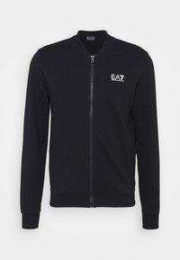 EA7 Emporio Armani - Zip-up sweatshirt - black - 5
