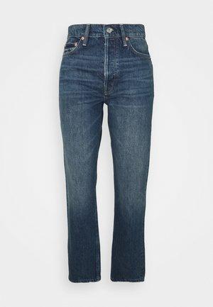 POLLY - Straight leg jeans - bleu