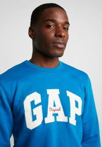 GAP - ORIGINAL ARCH CREW - Sweatshirt - winter night - 4