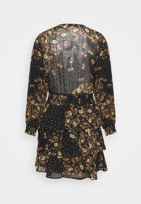 Gina Tricot - ALEXANDRA DRESS - Kjole - black - 1