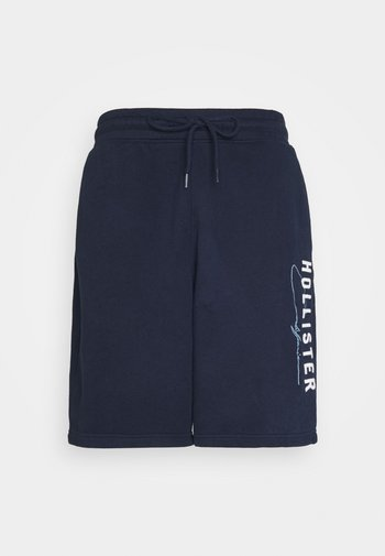 MODERN TECH - Shorts - navy