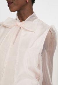 Love Copenhagen - ORGANZA BLOUSE - Blouse - veiled rose - 4