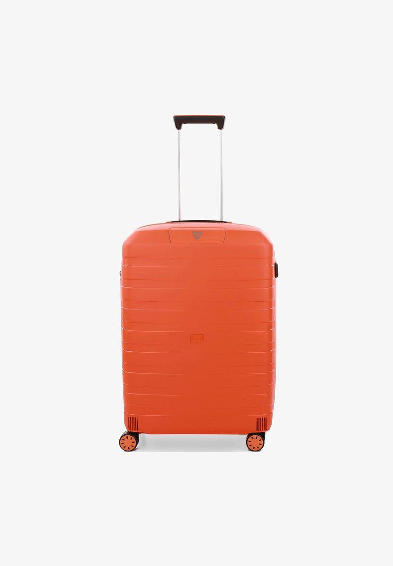 Roncato - BOX YOUNG - Wheeled suitcase - papaya