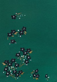 Esprit Maternity - Long sleeved top - bottle green - 4