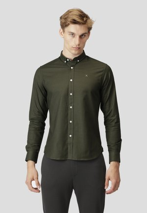OXFORD L/S - Overhemd - army