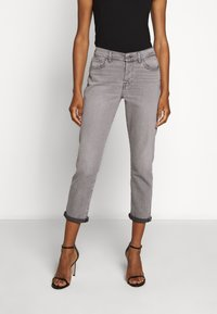 7 for all mankind - ASHER LUXE VINTAGE OFF DUTY - Slim fit jeans - grey - 0