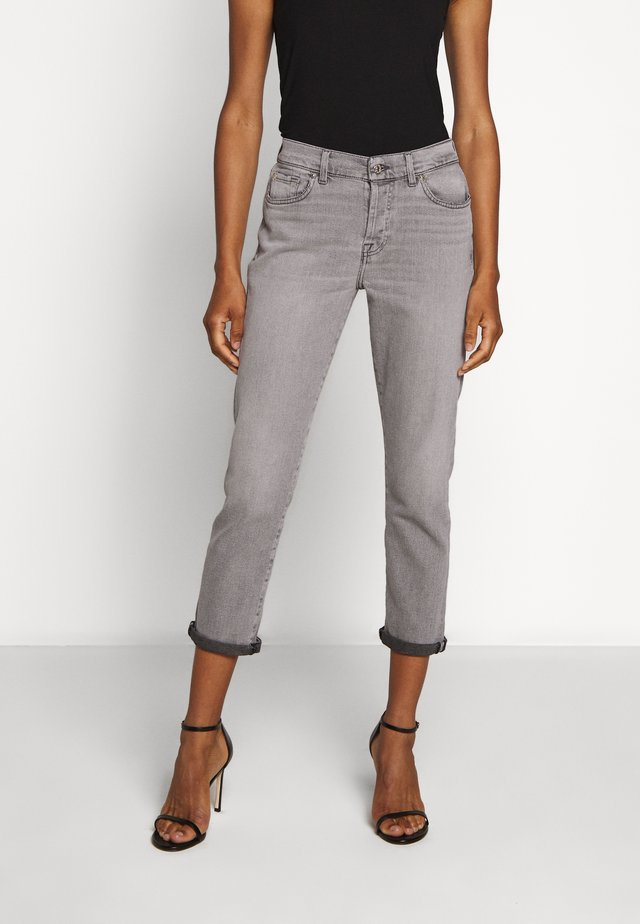 ASHER LUXE VINTAGE OFF DUTY - Jean slim - grey
