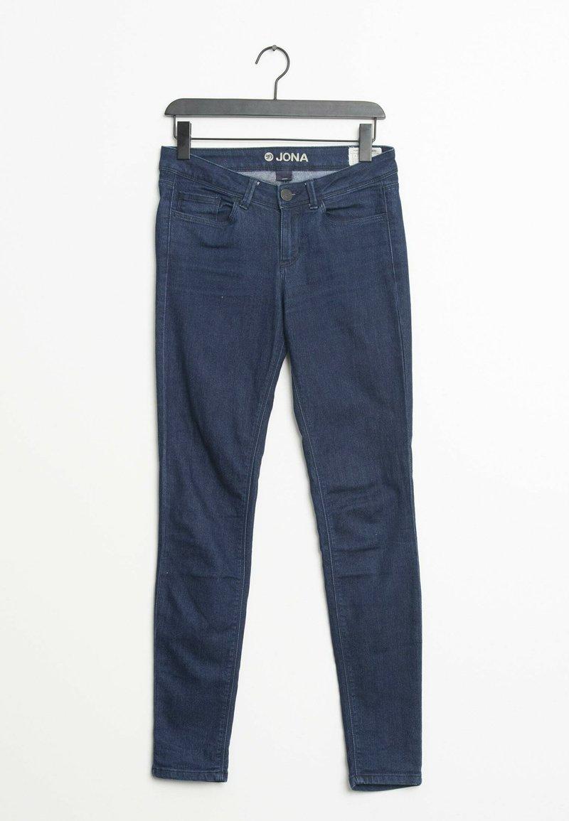 TOM TAILOR DENIM - Slim fit jeans - blue
