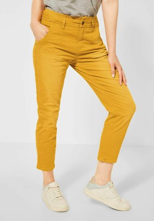 IM COLOUR STYLE - Trousers - gelb