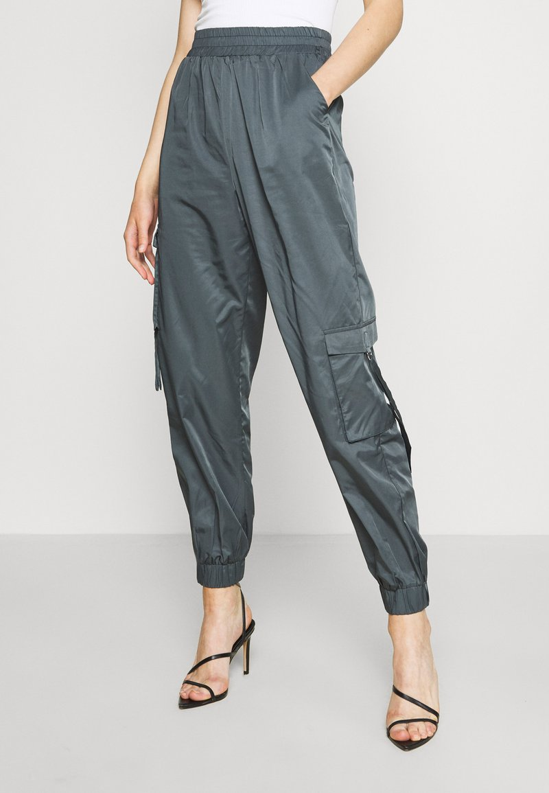 Tiger Mist - FLOSS PANT - Trousers - steel