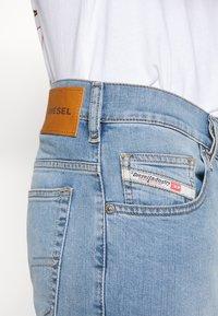 Diesel - YENNOX - Slim fit jeans - light blue - 4