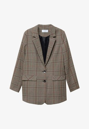 PHILIP - Short coat - braun