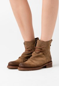 Felmini - COOPER - Lace-up ankle boots - marvin stone - 0