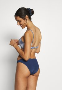 watercult - SUMMER SOLIDS SLIP - Bikini bottoms - indian ink - 2