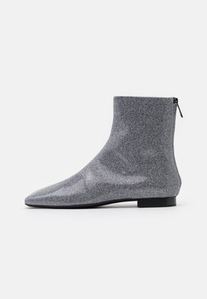 TRONCHETTO DONNA WOMANS BOOT - Classic ankle boots - grey
