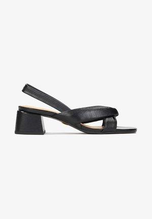 MARNIE - Sandals - black