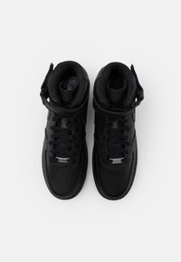 Nike Sportswear - AIR FORCE 1 MID '07 - Trainers - black - 3