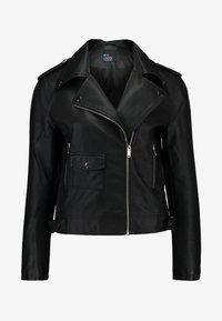 Even&Odd - Faux leather jacket - black - 4