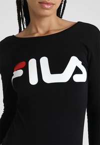Fila - YULIA BODY - Long sleeved top - black - 4