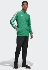 adidas Performance - TIRO 19 CLIMALITE TRACKSUIT - Training jacket - green - 1