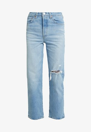 RIBCAGE STRAIGHT ANKLE - Straight leg jeans - tango fade