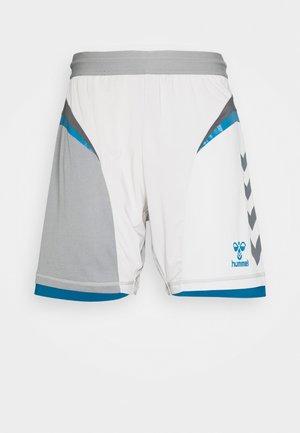 HMLINVICTA GAME SHORTS - Träningsshorts - gray violet/sharkskin
