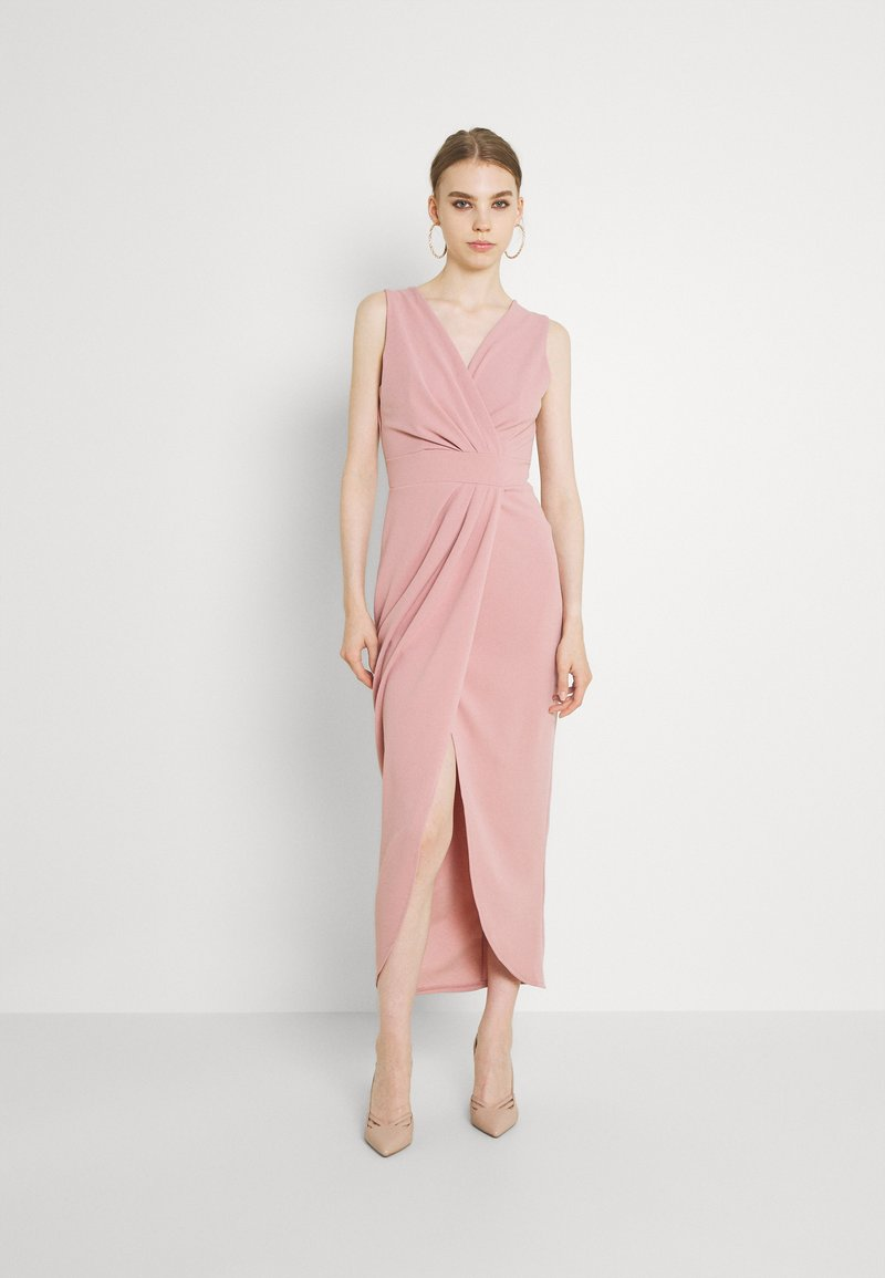 WAL G. - ROCHELLE MAXI DRESS - Occasion wear - blush pink