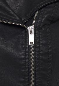 JDY - JDYSIMBA  - Veste en similicuir - black - 7