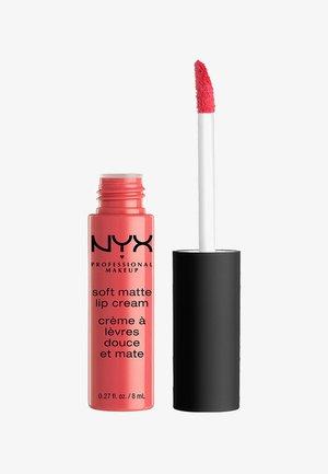 SOFT MATTE LIP CREAM - Vloeibare lippenstift - 5 antwerp