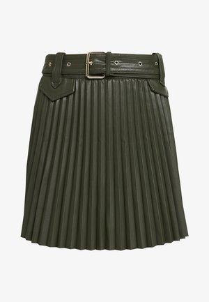 A-line skjørt - khaki