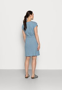 Esprit - DRESS  - Jersey dress - bright blue - 2