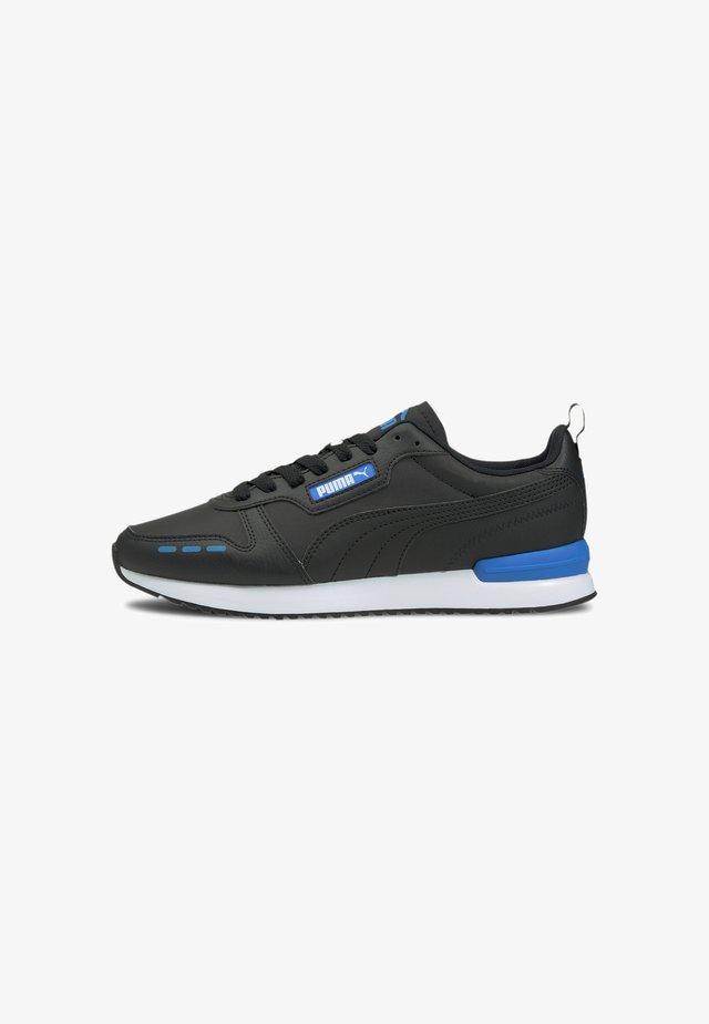 Sneaker low - black dresden blue