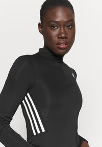 adidas Performance - LEOTARD - Body sportivo - black/white - 3
