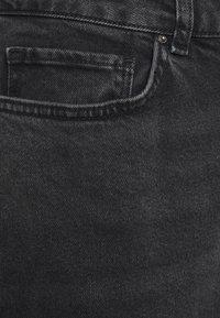 Even&Odd Curvy - Slim fit jeans - black denim - 5