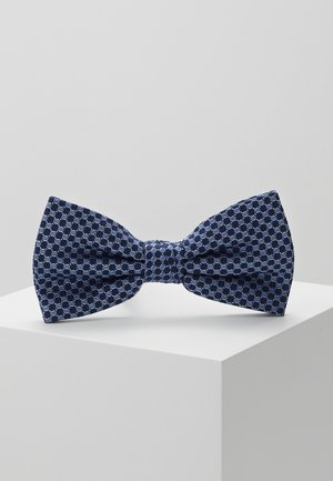 MICRO DESIGN BOWTIE - Bow tie - blue