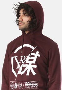 Young and Reckless - Sweatshirt - red - 2
