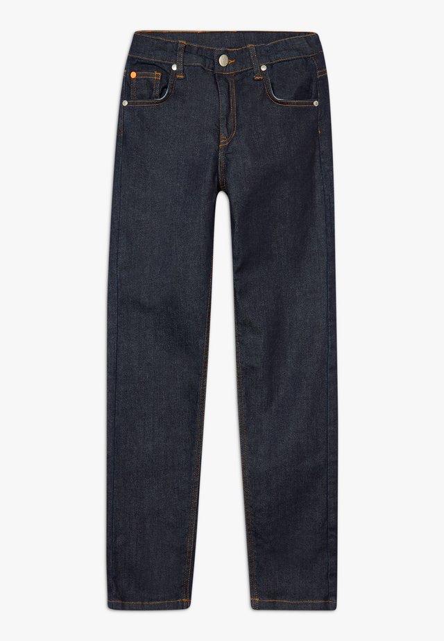 RISE JAGINO - Straight leg -farkut - rinse