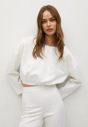 NOA - Sweatshirt - blanc