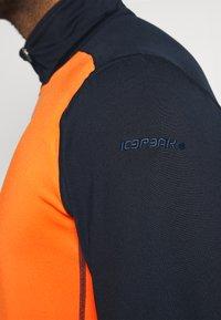 Icepeak - CLUNY - Fleece jumper - dark blue - 4