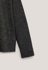 Massimo Dutti - Sweat à capuche - grey - 4