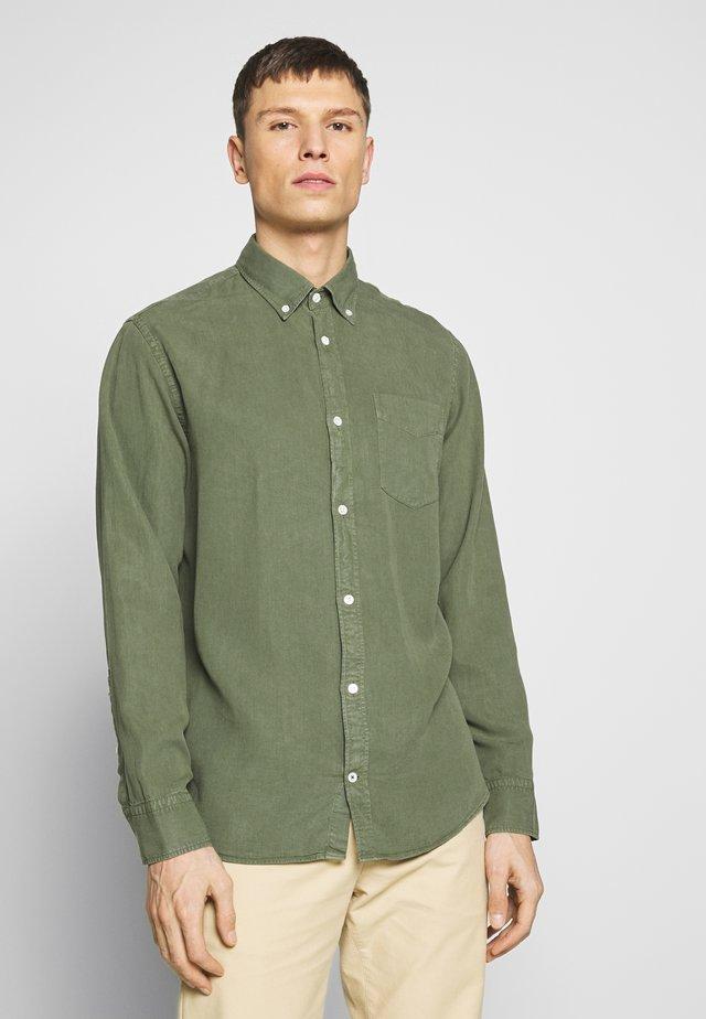 LEVON - Shirt - leaf green