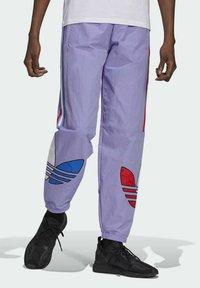 adidas Originals - Träningsbyxor - purple - 0