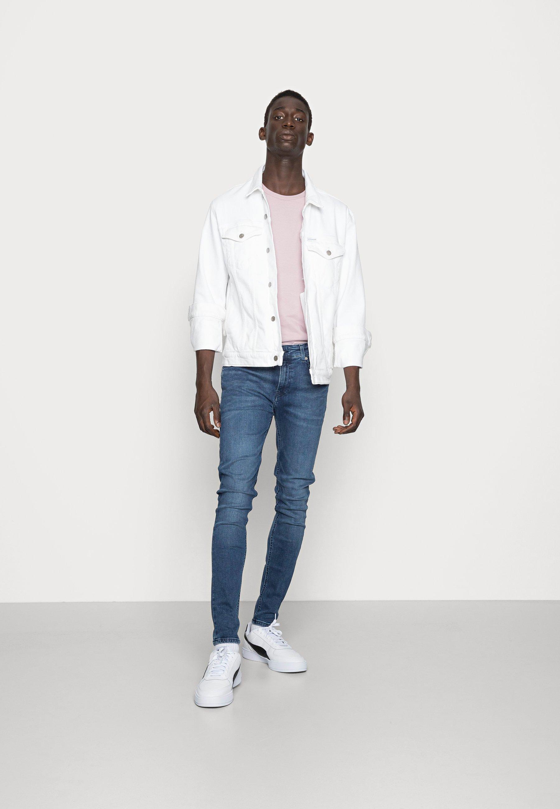 Uomo SUPER SKINNY - Jeans slim fit