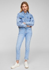 Q/S designed by - Denim jacket - blue - 1