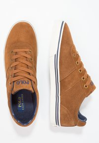 Polo Ralph Lauren - HANFORD - Sneakers laag - new snuff - 1